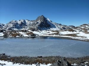 Gosaikunda lakes
