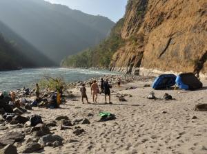 Karnali beach camp
