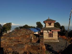 Panchase Gurung Hill