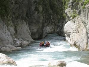 Rafting v Řecku 2010 129