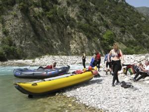 Rafting v Řecku 2010 139