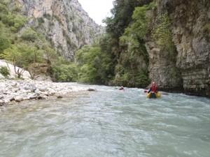 Rafting v Řecku 2010 144