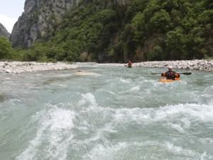 Rafting v Řecku 2010 145