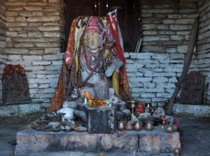 Gods on Gurung hill